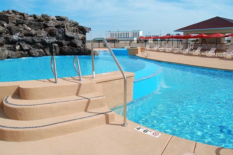Route 66 RV Resort Pool 2