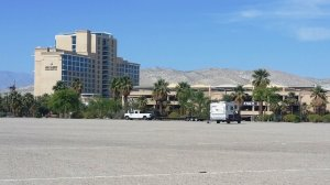 Aqua Caliente Casino RV Parking
