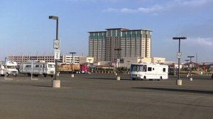 Thunder Valley Casino RV Parking