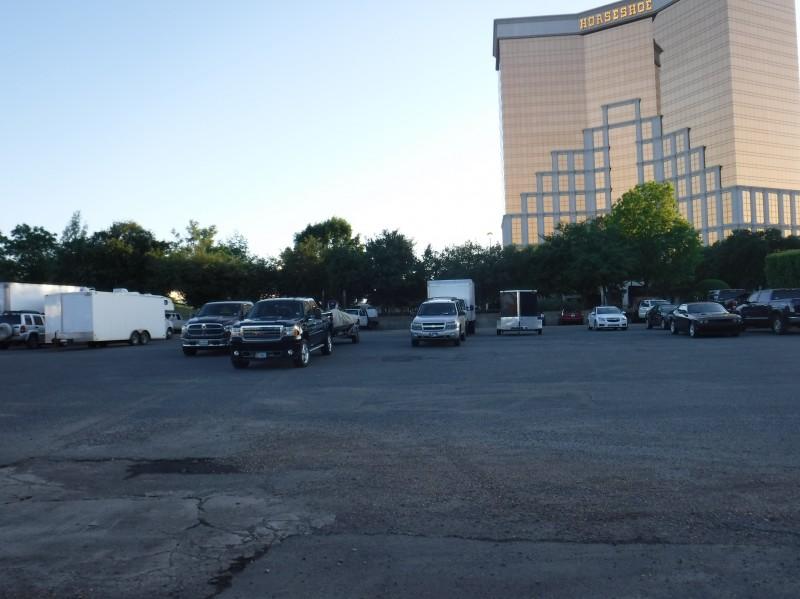 rv parks shreveport casino