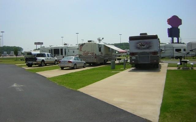 Casino Camper Sam S Town Tunica Overnight Rv Parking