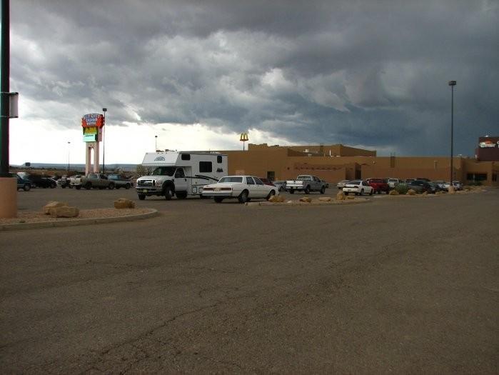 Free casino rv parking