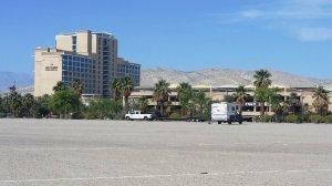 Aqua Caliente Casino RV Parking