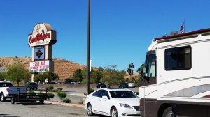 CasaBlanca Casino Overnight RV Parking