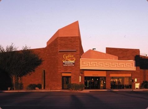 Desert Diamond Casino - Hasan